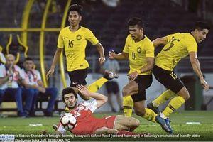 Chạy đà hoàn hảo, Malaysia quyết tâm đánh bại Thái Lan