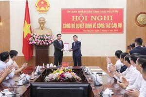 Công bố quyết định phê chuẩn Phó Chủ tịch UBND tỉnh
