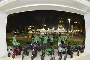 Singapore đổi xe cho tài xế bị ảnh hưởng vì lệnh cấm e-scooter