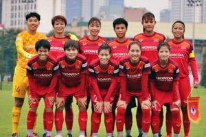 Tuyển nữ Việt Nam được 'tiêm doping' trước thềm SEA Games 30