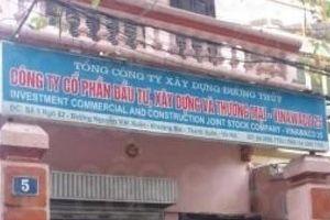 Nợ thuế 12,8 tỷ, Vinawaco 25 đứng đầu danh sách bị bêu tên tại Hà Nội