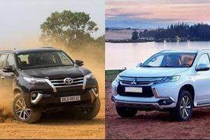 Toyota Fortuner và Mitsubishi Pajero Sport: Chọn SUV 7 chỗ nào?