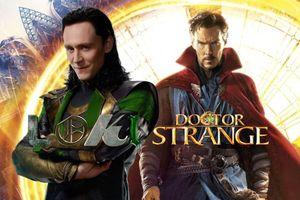 Series Loki trên Disney+ sẽ liên quan tới Doctor Strange 2!