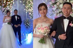 Đám cưới hotgirl Mie Nguyễn: Cô dâu xúc động gửi lời biết ơn bố mẹ và tiết lộ điều bất ngờ đến chú rể