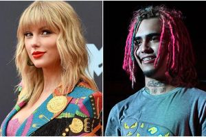 Rapper Lil Pump quay MV bị rắn cắn, netizen đồng loạt gọi tên… Taylor Swift