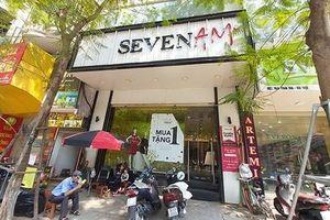 'SEVEN. am sẽ giải thích với người tiêu dùng về nghi vấn hàng Trung Quốc'