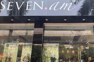 Quản lý thị trường kiểm tra 5 điểm kinh doanh Seven.Am trên địa bàn Hà Nội