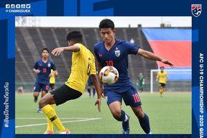 Tiếp tục nếm trái đắng, U19 Thái Lan chính thức bị loại
