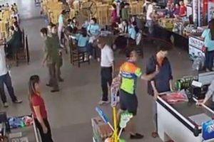 Công an Tỉnh Thái Nguyên tạm đình chỉ cán bộ tát nhân viên bán hàng