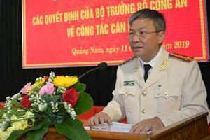 Đại tá 52 tuổi được bổ nhiệm làm Giám đốc Công an tỉnh Quảng Nam
