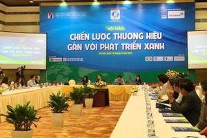 'Xây dựng, quản lý, thực hiện Chương trình Thương hiệu quốc gia Việt Nam trong giai đoạn mới'