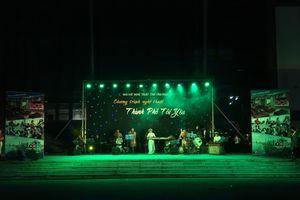 Chương trình biểu diễn nghệ thuật tối thứ 7 điểm nhấn góp phần phát triển du lịch Vĩnh Phúc