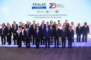 Tăng cường quan hệ hữu nghị và giao lưu văn hóa giữa người dân hai khu vực