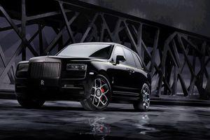 Rolls-Royce Cullinan ra mắt phiên bản 'hạng nặng' Black Badge, câu trả lời dành cho Bentley Bentayga Speed