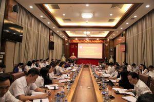 BHXH Việt Nam triển khai, quán triệt Nghị quyết Trung ương 11 (khóa XII) và triển khai công tác tổ chức đại hội đảng bộ các cấp