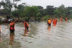Cảnh báo lũ quét, lở đất, ngập lụt sau khi bão số 6 suy yếu