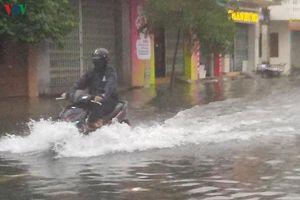 Hoàn lưu sau bão số 6 gây mưa diện rộng