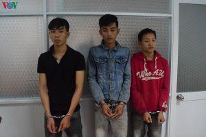 Thừa Thiên Huế: Bắt 3 đối tượng trộm cắp tài sản người nước ngoài