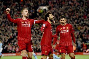 Đè bẹp Man City, Liverpool vững ngôi đầu Ngoại hạng Anh