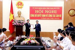 Chủ tịch thành phố Thái Nguyên Lê Quang Tiến được bầu làm Phó chủ tịch tỉnh