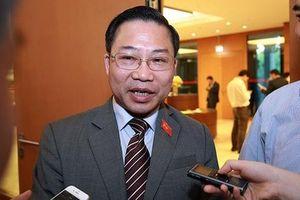 ĐBQH Lưu Bình Nhưỡng: 'Cử tri, đồng bào quan tâm dự án sân bay Long Thành có gây hệ lụy không?'