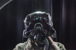Thấy gì qua chiếc mũ 9 tỷ đồng dành cho phi công chiến đấu cơ F-35?