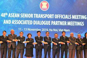 Tăng cường kết nối giao thông trong ASEAN