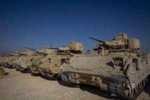 Quân Mỹ tại Syria khẳng định liên tục gây sức ép lên IS