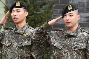 Big Bang gặp gỡ sau khi Tae Yang và Dae Sung xuất ngũ
