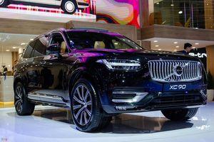 SUV hạng sang tầm giá 4 tỷ, chọn Volvo XC90 hay Mercedes-Benz GLE?