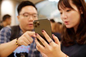 iPhone 11 Pro Max là hàng hot trong đợt sale Ngày độc thân tại TQ