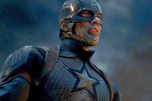 Chris Evans úp mở chuyện trở lại đóng Captain America