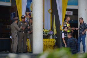 Cảnh sát bắn chết luật sư trong phòng xử án ở Thái Lan