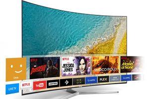 Samsung ưu đãi cho khách hàng mua tivi