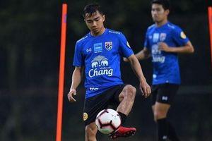 Chanathip thận trọng trước trận làm khách Malaysia