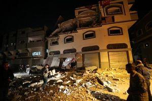 Israel tiêu diệt chỉ huy nhóm Hồi giáo Jihad tại Dải Gaza