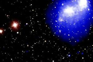 Giải mã cụm thiên hà quái đản đang hình thành trong vũ trụ