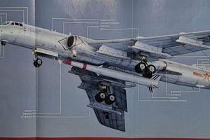 Trung Quốc quảng cáo máy bay ném bom H-6N: 'Bình cũ rượu mới'?