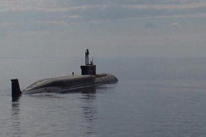 Tàu ngầm Nga xuất hiện bên trong lãnh hải Israel?