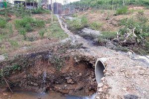 Tỉnh Quảng Trị chỉ đạo xử lý việc xả dầu thải ra sông Hiếu