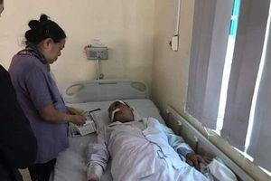 Xác định danh tính gã xe ôm hành hung cụ ông 80 tuổi ở Hà Nội