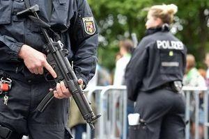 3 nghi phạm IS có kế hoạch đánh bom khủng bố bị cảnh sát Đức bắt giữ
