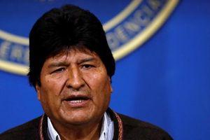 Vì sao Tổng thống Bolivia từ chức sau gần 14 năm cầm quyền