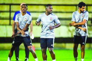 Đội hình UAE sang Việt Nam mạnh cỡ nào?
