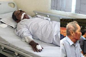 Cụ ông 80 tuổi lên tiếng sau khi bị đánh gãy xương sườn vì nghi tranh chỗ xe ôm