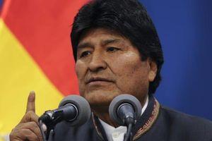 Mexico cấp quyền tị nạn cho cựu tổng thống Bolivia