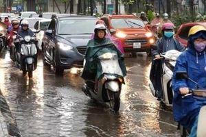 Trung Bộ tiếp tục mưa dông