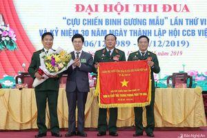 Nghệ An: Gần 7.000 điển hình xuất sắc trong phong trào 'Cựu chiến binh gương mẫu'