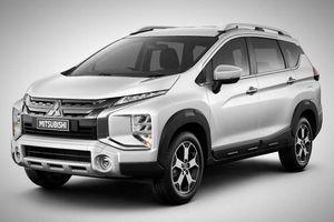 Mitsubishi 'SUV hóa' Xpander với bản Cross, giá sẽ đắt hơn bản thường khoảng 95 triệu