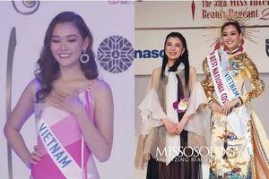 Người đẹp Thái Lan đăng quang, Tường San thắng giải Trang phục truyền thống đẹp nhất, lọt vào top 8 'Hoa hậu Quốc tế 2019'